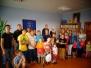 EFHR labdaros akcijos vaikų namuose