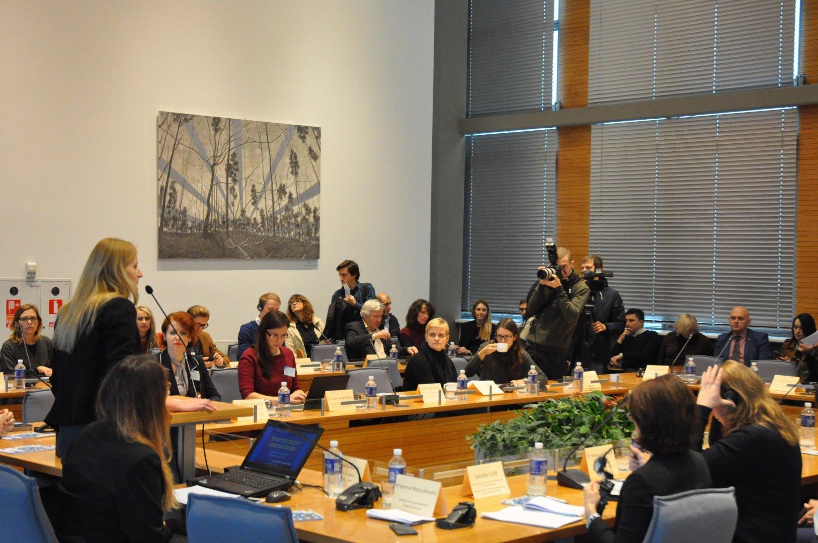 EFHR buvo tautinių mažumų teisėms skirtos konferencijos šeimyninke